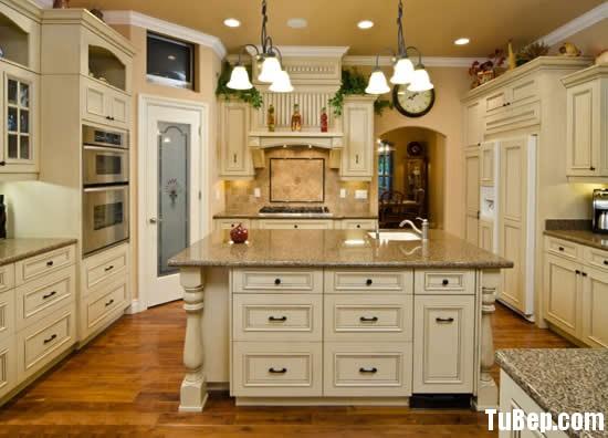 e72719239agia 1.jpg Tủ bếp gỗ Xoan Đào sơn men trắng chữ U có bàn đảo TVT0817