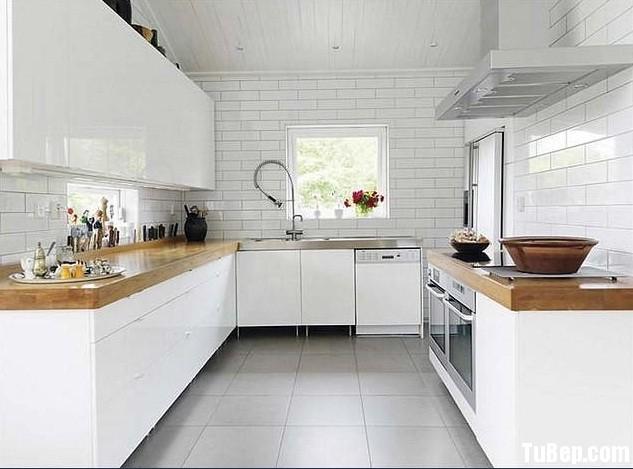 eee38c2227bep 1.jpg Tủ bếp gỗ Acrylic màu trắng có đảo TVT0716