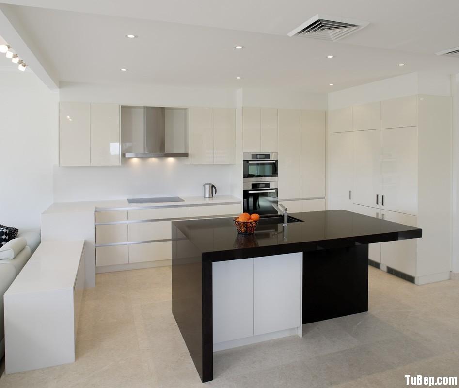 7e411351ab Tủ bếp Acrylic có đảo– TVB715