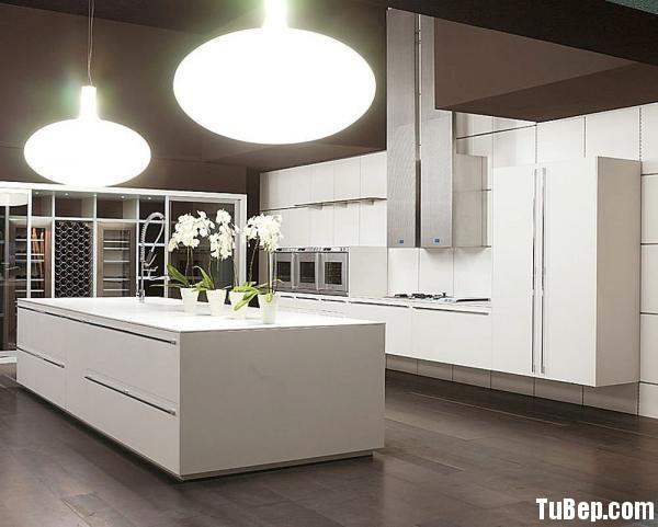 6bc62447fd74 53.jpg Tủ bếp gỗ Acrylic chữ I màu trắng có đảo TVT0779