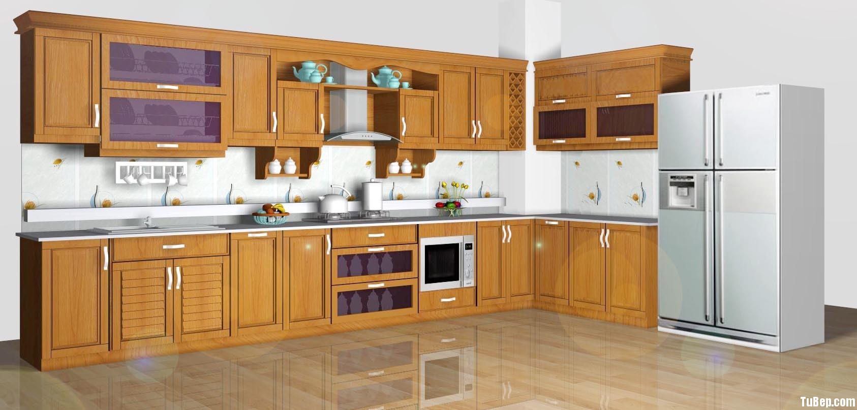 85fa4e44b710061.jpg Tủ bếp gỗ Xoan Đào chữ L TVT0739