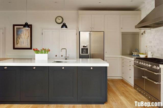 4b6437d169ất 4.jpg Tủ bếp gỗ Sồi tự nhiên sơn men màu trắng phối nâu có đảoTVT0804