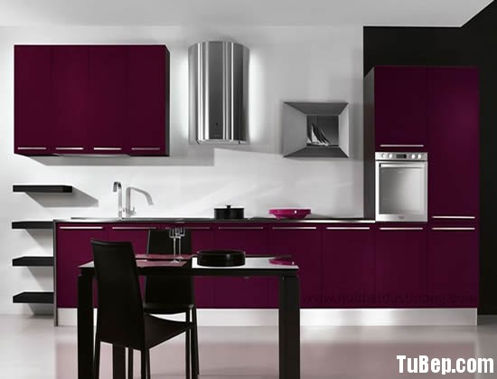 a7af6ec0faminate.jpg Tủ bếp Acrylic màu tím chữ U TVT0731
