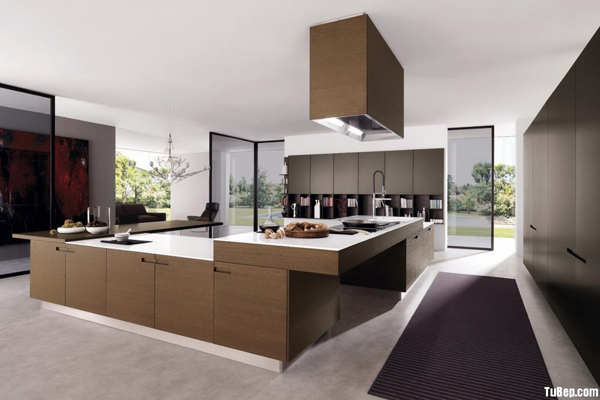 f12706aa55e nâu.jpg Tủ bếp Laminate màu vân gỗ chữ L – TVB679