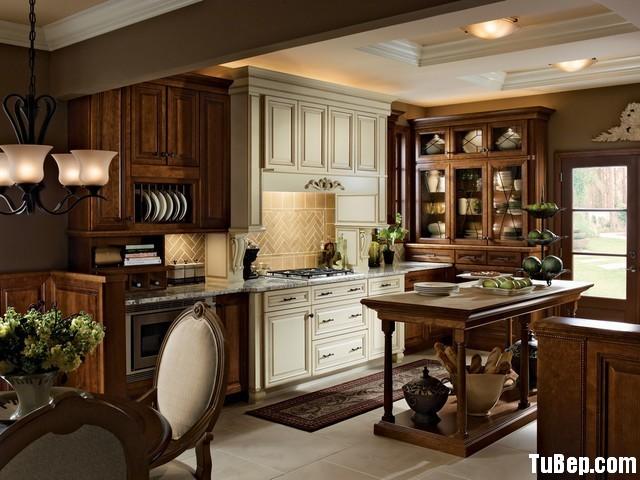 6659a3769dnets 9.jpg Tủ bếp gỗ tự nhiên chữ I sơn men trắng kết hợp vân gỗ – TVB791