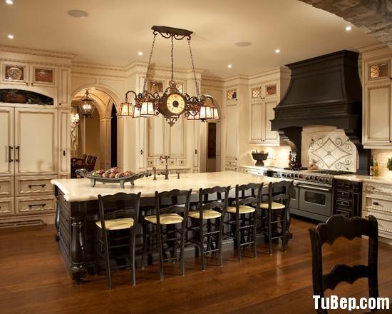 bec0fbfd77hdfg.jpg Tủ bếp gỗ Sồi Mỹ phong cách bán cổ điển chữ L có bàn đảo TVT0450
