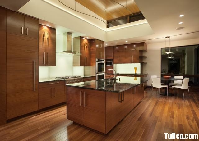 1a5b6fe2cd62.jpg Tủ bếp gỗ Laminate màu vân gỗ có đảo TVT0887