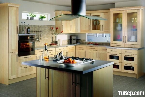 e4be584603 Tủ bếp gỗ Sồi tự nhiên chữ L – TVB0840