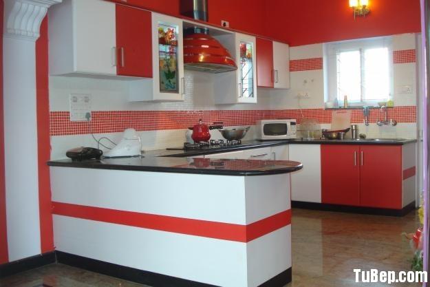 a49df94dcang cam.jpg Tủ bếp Laminate trắng đỏ – TVB0846
