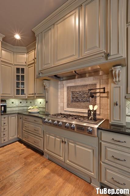 a0bccd145ci 1410.jpg Tủ bếp gỗ Sồi tự nhiên sơn men trắng chữ L TVB0899