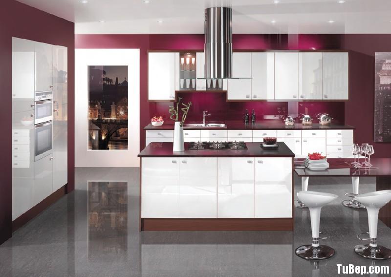 640b4188308.jpg Tủ bếp Acrylic chữ I màu trắng kết hợp hồng TVT0844