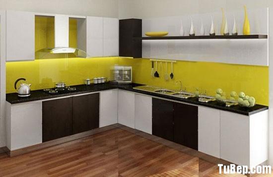 96be0b67abSG528.jpg Tủ bếp Laminate màu trắng kết hợp vân gỗ chữ L – TVB0852