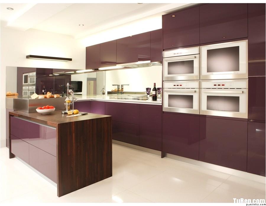 9e5dcf0faehiep 3.jpg Tủ bếp gỗ Acrylic màu tím có đảo – TVB833