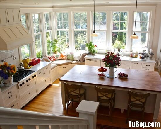 09c50c2482GFH1.jpg Tủ bếp gỗ Sồi hình chữ L sơn men trắng có đảo – TVB0961