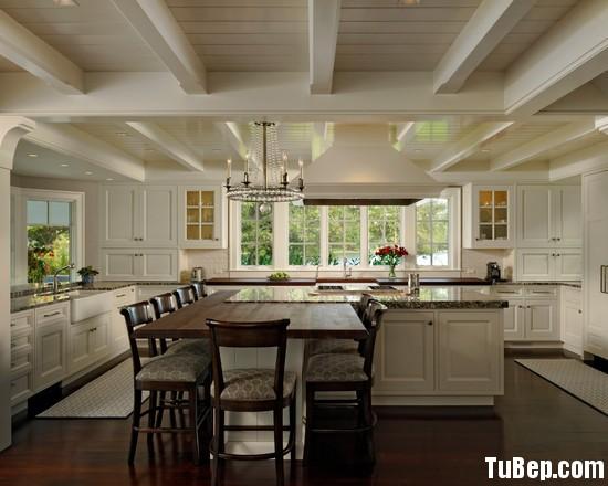 b0a3df1ce4dgs.jpg Tủ bếp gỗ Sồi sơn men trắng chữ L có bàn đảo TVT0924