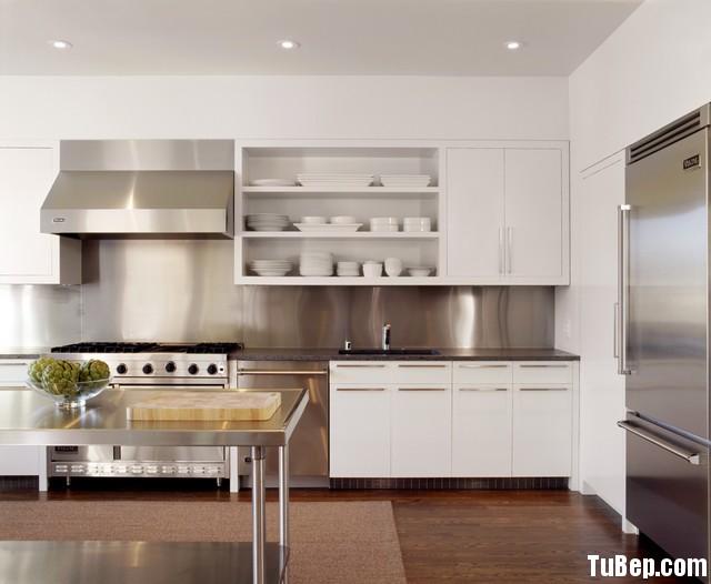 58103afe95191.jpg Tủ bếp Acrylic màu trắng chữ L TVT0435