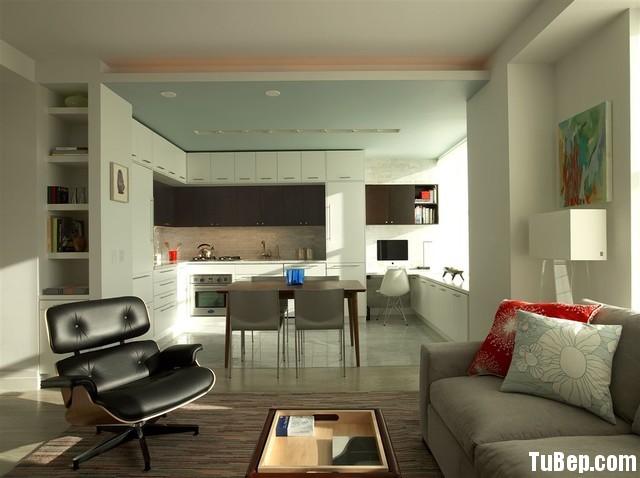 e0da61478d15.jpg Tủ bếp Acrylic màu trắng chữ L TVT0901