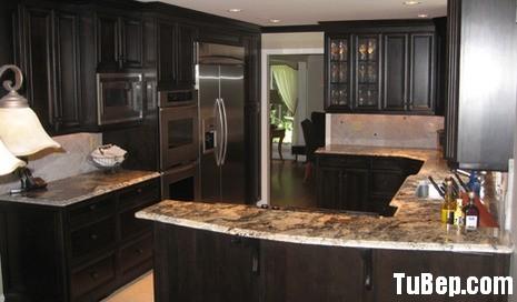 f23ab2a6b4n đen.jpg Tủ bếp gỗ Xoan đào sơn men đen – TVB0913