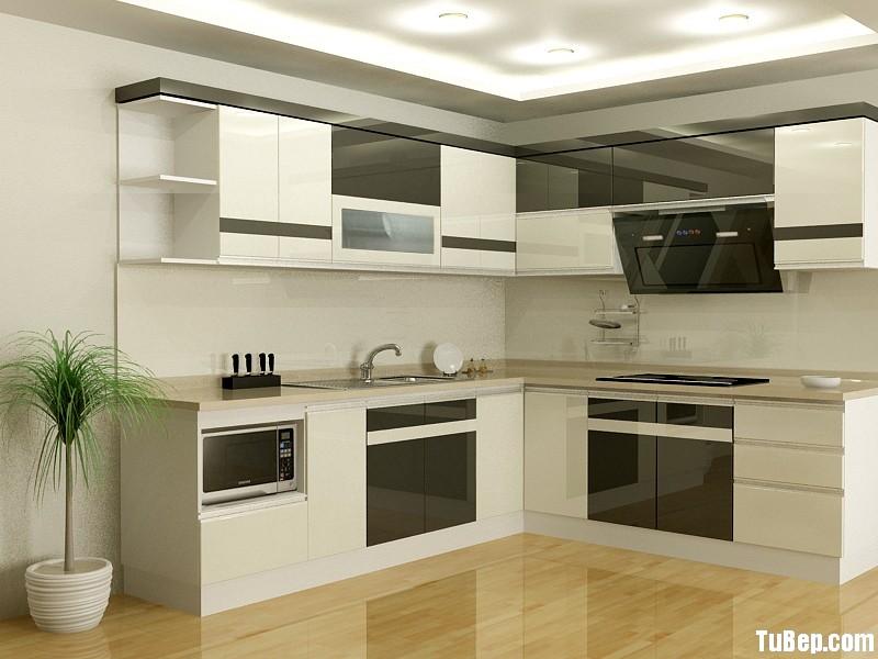 5063da52ff2ddfa8.jpg Tủ bếp gỗ Acrylic chữ L màu trắng phối xám – TVB1131