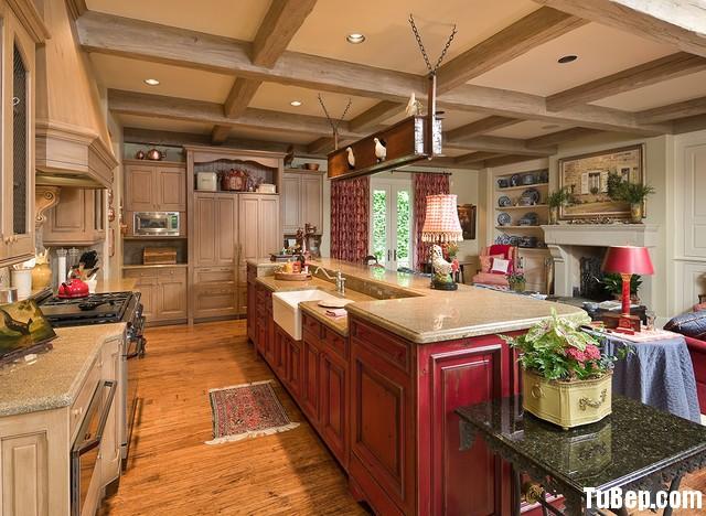 98e0c5bb6ddhbgcv.jpg Tủ bếp gỗ tự nhiên – TVN1054