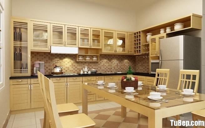 ad66ed6000nhien.jpg Tủ bếp gỗ Xoan đào chữ L sơn men màu mỡ gà – TVB1036