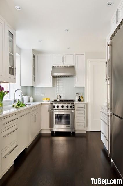 1799ef5d7366.jpg Tủ bếp gỗ Xoan Đào tự nhiên sơn men trắng hình chữ L – TVB1003
