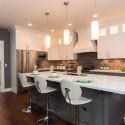 Tủ bếp gỗ tự nhiên – TVN505