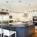 Nội thất Tủ Bếp   Tủ bếp gỗ tự nhiên – TVN422
