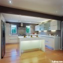 Tủ bếp gỗ MDF Acrylic – TVB445