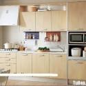 Tủ bếp MDF Laminate   TVB519