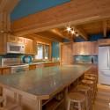 Tủ bếp gỗ tự nhiên – TVN913