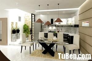 dca4d7314200x200.jpg Tủ bếp gỗ Laminate chữ L màu trắng phối đen – TVB 1257