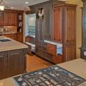 Tủ bếp gỗ tự nhiên – TVN1102