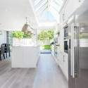 Tủ bếp gỗ tự nhiên – TVN1343