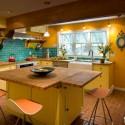 Nội thất Tủ Bếp   Tủ bếp gỗ tự nhiên – TVN337