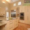 Tủ bếp gỗ công nghiệp – TVN941