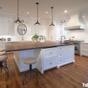 Tủ bếp gỗ tự nhiên – TVN571