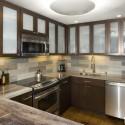 Tủ bếp gỗ công nghiệp   TVB1249