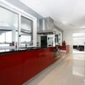 Tủ bếp gỗ công nghiệp – TVN903