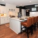 Tủ bếp gỗ tự nhiên – TVN1338