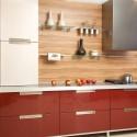 Tủ bếp gỗ MDF Acrylic – TVB399