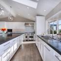 Tủ bếp gỗ tự nhiên – TVN1191