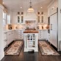 Tủ bếp gỗ tự nhiên – TVN691