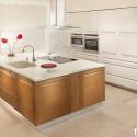 Tủ bếp gỗ công nghiệp – TVN907