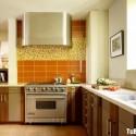 Nội thất Tủ Bếp   Tủ bếp gỗ công nghiệp– TVN307