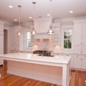Nội thất Tủ Bếp   Tủ bếp gỗ tự nhiên – TVN325