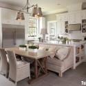 Tủ bếp gỗ tự nhiên – TVN1063