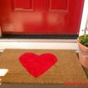 Thảm cho cửa chính mang lại vận may