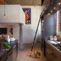 Tủ bếp gỗ công nghiệp – TVN601