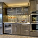 Tủ bếp MDF Laminate   TVB368